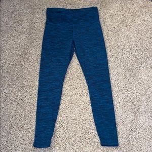 💙Blue Athletic Works Leggings!!